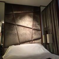 Photo taken at Stendhal hotel by Irina K. on 1/7/2016