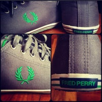 Photo taken at Fred Perry by Martell C. on 5/13/2013