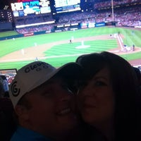 Photo taken at Anheuser Busch Corporate Suite by Lacey M. on 6/24/2013