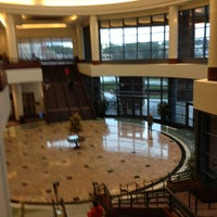 Photo taken at Cobb Galleria Centre by Ron T. on 3/1/2013