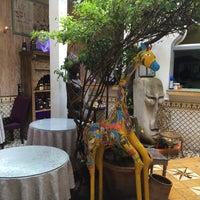 Photo taken at Caravane café by argone 6. on 3/23/2016