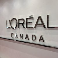 Photo taken at L'Oréal Canada by Marie-So D. on 1/22/2013