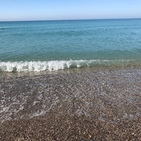 "Photo taken at Пляж ""Прибрежное"" by Ярослав Д. on 9/4/2017"