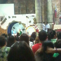 Photo taken at St. Peter's Parish Cavite by lunasilverfyre.blogspot .. on 12/24/2013