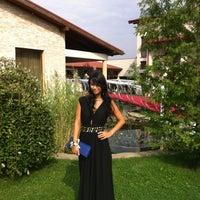 Photo taken at Hotel Restaurant Astoria by Camelia I. on 8/25/2013