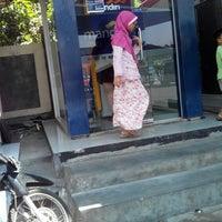 Photo taken at ATM Mandiri SPBU 4450120 by Tomy S. on 7/9/2014