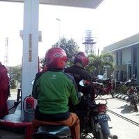 Photo taken at POM BENSIN Manyaran by Tomy S. on 8/13/2014