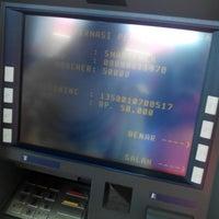 Photo taken at ATM Mandiri SPBU 4450120 by Tomy S. on 7/20/2014