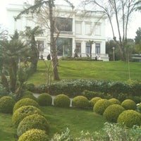 Foto tirada no(a) Sakıp Sabancı Müzesi por Hatice T. em 3/8/2013