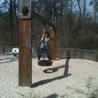 Photo taken at Abita Springs Park by Joan B. on 3/7/2013