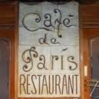 Photo taken at Café de Paris by Xavi B. on 3/3/2013