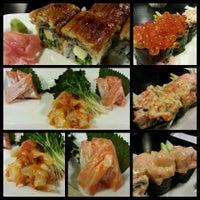 Photo taken at The Sushi Bar 5 @ Thiên Sơn Plaza by Hai N. on 5/22/2013