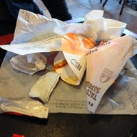 Photo taken at Taco Bell by Bradford N. on 10/30/2012