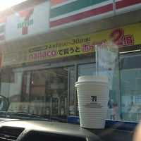 Photo taken at 7-Eleven by バリオス1型 on 4/11/2014