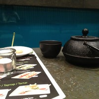 Photo taken at Silk Sushi Bar by Liliya V. on 10/15/2013