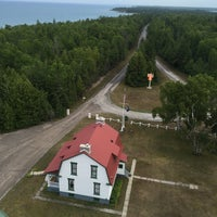 Photo taken at New Presque Isle Lighthouse by Paul R. on 8/19/2016