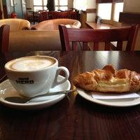 Photo taken at Caffè Nero by Zee S. on 3/12/2013