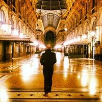 Foto scattata a Galleria Vittorio Emanuele II da Mateus C. il 4/11/2013