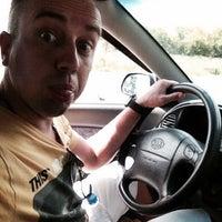 "Photo taken at Стадион ""Спартак"" (площадка автошколы) by Sergey XS on 7/8/2014"
