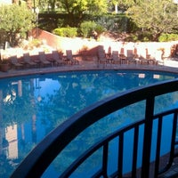 Photo taken at Embassy Suites by Hilton Phoenix Biltmore by Eric M. on 12/16/2012