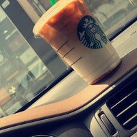 Photo taken at Starbucks Coffee by غين'🌸 on 7/3/2018