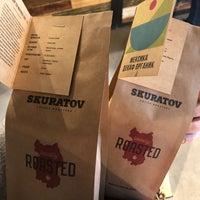 Photo prise au Skuratov, coffee roasters par Daria R. le4/29/2018