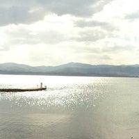 Photo taken at Negroponte Resort Eretria by Thanos T. on 10/21/2012