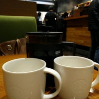 Photo taken at Starbucks Coffee:A Tata Alliance by Eeshan S. on 12/11/2016