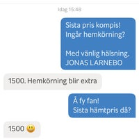 Photo taken at Barkarö by Jonas L. on 6/30/2017