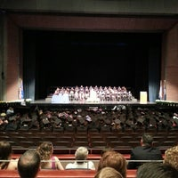Photo taken at Lied Center by Cherys E. on 5/18/2013