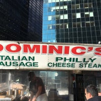 Photo taken at Dominic's Food Truck by macfixer on 1/27/2016