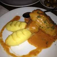 Photo taken at Malina Restaurant by Юрий Б. on 3/31/2013