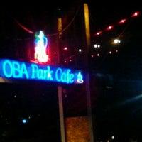 3/18/2013 tarihinde Ümit C.ziyaretçi tarafından Oba Park Cafe'de çekilen fotoğraf
