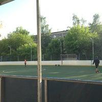 Photo taken at Корт На Луначарского by Stasy_bk on 6/6/2013