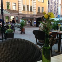 Photo taken at Mario's Trattoria by Ирина Б. on 6/7/2013