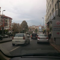 Photo taken at Oguzhan Caddesi by Orçun Ç. on 11/25/2013