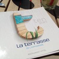 6/5/2013 tarihinde Sebastienziyaretçi tarafından La Terrasse de l'Hippodrome'de çekilen fotoğraf