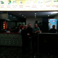 Photo taken at Memoli Döner by Adnan İ. on 3/22/2014