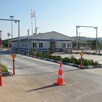 Photo taken at Ulaştırma Bakanlığı denetim istasyonu by Ismail D. on 4/20/2013
