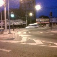 Photo taken at Viaduto novo de Campo Grande by Daniela F. on 12/4/2012
