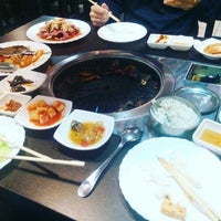 Foto diambil di Korean BBQ гриль oleh Masha S. pada 10/10/2016