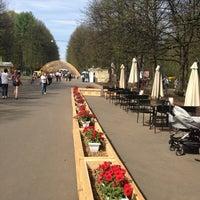 Photo taken at Sokolniki Park by Zarema on 5/10/2013