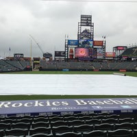 7/28/2013 tarihinde Joe L.ziyaretçi tarafından Coors Field'de çekilen fotoğraf