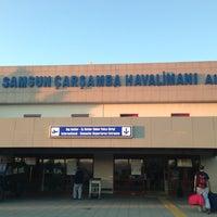 Photo taken at Samsun Çarşamba Airport (SZF) by Hasan Cano I. on 6/22/2013