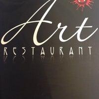 Foto tomada en Art Restaurant por Natasha V. el 8/2/2014