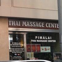 Photo taken at Pimalai Thai Massage Center by Roberto M. on 4/14/2013