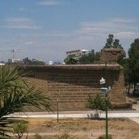 Foto tomada en Monumento Las Águilas por Lalo el 3/26/2013