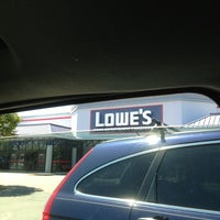 Photo taken at Lowe's Home Improvement by Michael E. on 7/13/2013