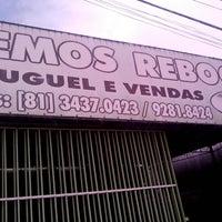 Photo taken at Lemos Reboque by João Paulo T. on 8/31/2013