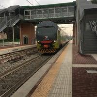 Photo taken at Stazione Bruzzano by FAISAL A. on 11/28/2016